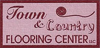 Town & Country Flooring Center & Southern Grill and Patio red and pink logo: Uncle Keiths Red Sauce salsa supplier
